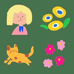 Colorful emoji that softens2