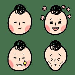 一毛表情貼(part 1)