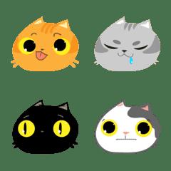 貓球表情貼