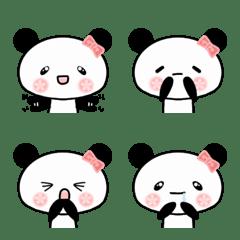 熊貓的Panmi-chan表情符號