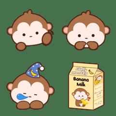 Fluffy Monkey - Baby version