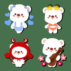 Mini bear emoji2