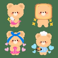 Mini bear emoji3