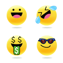 standard smile face emoji