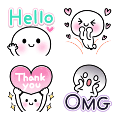 [100% Every day] Cute Emoji.    - 11 -
