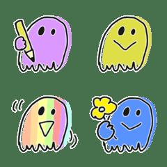 emoji naberi made(ghost)