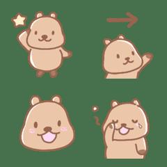 Quokka wallaby everyday emoji