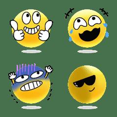 standard smile face emoji 2