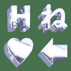 Ice cube emoji_summer_refreshing