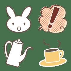 A cute Emoji that conveys y...
