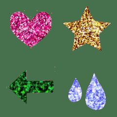 Glitter Sparkly Shinymarks ...
