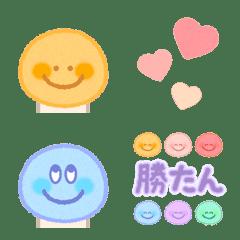 Wabi-Sabi touch Emoji