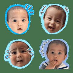อิโมจิไลน์ emoji_de_kaichan