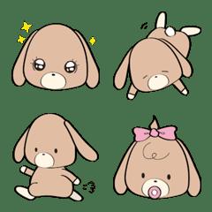 Rabbit Li emoji 1