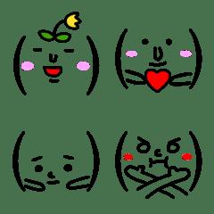 Little realistic Emoji part5