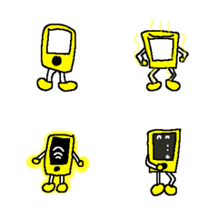 Hello Yellow Phone