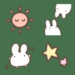 อิโมจิไลน์ mochimochiusagi48