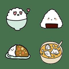 cute japanese rice