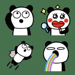 Panda!can be used every day emoji