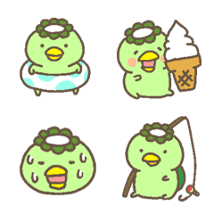 Kappasan Emoji Summer