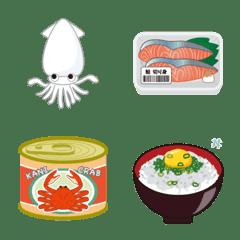 Seafood emoji 1