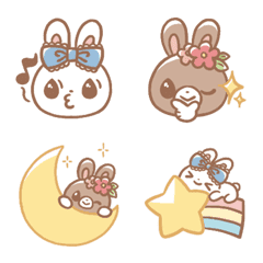 Shiron & Kuron Emoji