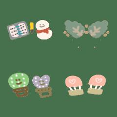 อิโมจิไลน์ Universal cute stickers3