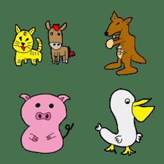 reiko's graffiti Emoji