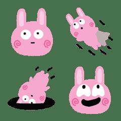 Very usable rabbit emoji