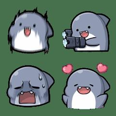 Shahimi shark Emoji 2