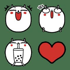 Jay the Rabbit Animated Emoji