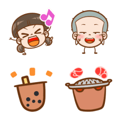 NomYen & HuaKrien Animated Emoji