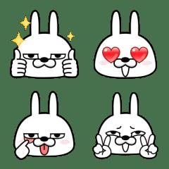 俏兔子耍心機 動態表情貼
