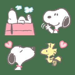 Snoopy 動態表情貼
