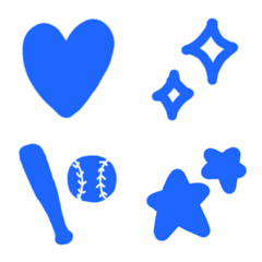 blue lovers pictographs