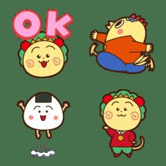 櫻桃子劇場COJI-COJI 動態表情貼
