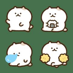 Entertaining cat animation emoji