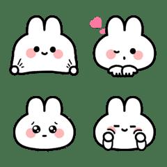 The moving rabbit