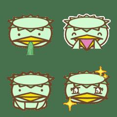 Moving Emoji kappasan