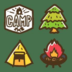 Laid back Camp emoji