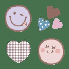 Autumn color  emoji