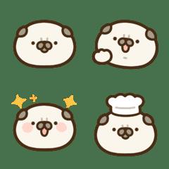 pug pug emoji