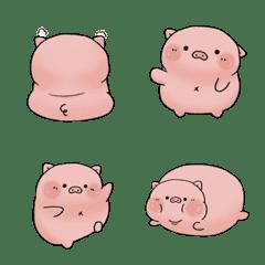 piggy animated emiji