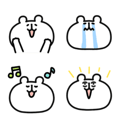 move yurukuma Emoji