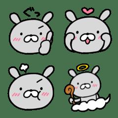 Yunomise rabbit emoji
