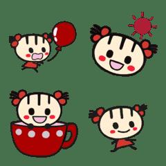 Mini Mini chan S(moving emoji)