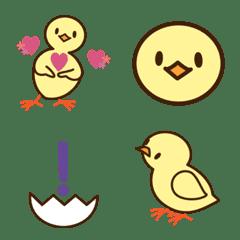 Daily chatter - chick emoji