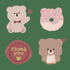fuwafuwa bear