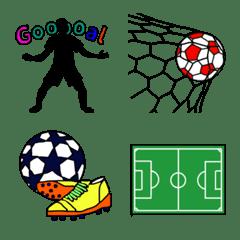 I love football emoji.2