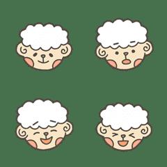 อิโมจิไลน์ EN EN SHEEP ! EMOJI